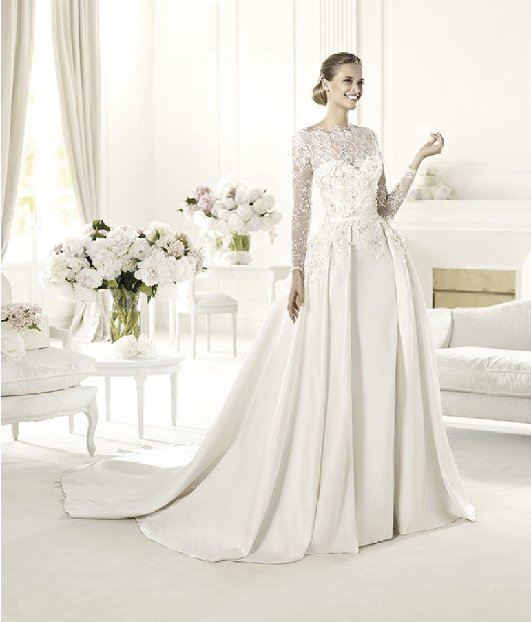 Lace wedding dresses wraps and lace weddings on pinterest