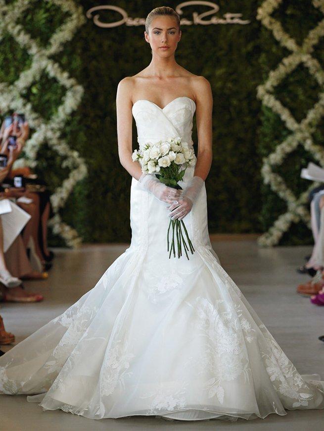 Oscar bridal look 30