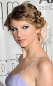 taylor swift floral headpiece